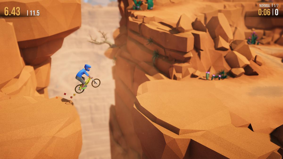 Screenshot Canyon 01 UI